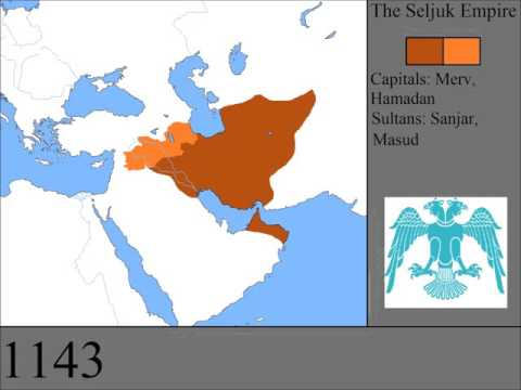 The Rise and Fall of the Seljuk Empire