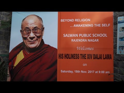 TibetTV Exclusive: His Holiness speaks on the Reviving of Ancient Indian Knowledge