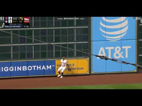 For the Love of Sports with Zach Harris Blog - Wow Tony Kemp Got Up for that Catch