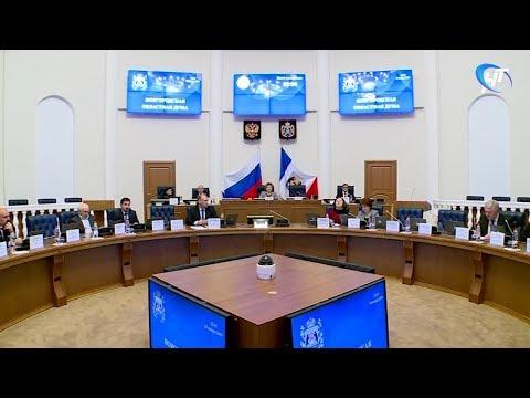 В Новгородской области появился региональный капитал «Первый ребенок»