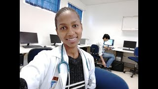 A DAY IN THE LIFE: UCT MEDICAL STUDENT | VLOG 4: EXAM WEEK | South African YouTuber