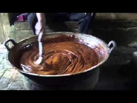 Proses Pembuatan Gula Aren dan Gula Semut