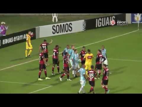 Melhores Momentos - Gols de Avaí 1 x 1 Flamengo - Campeonato Brasileiro (11/06/2017)
