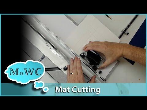 Mat Cutter Review, Logan Artist Elite 450-1