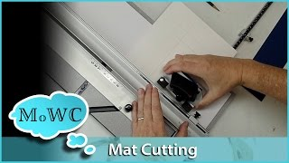 Mat Cutter Review, Logan Artist Elite 450-1