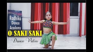 Batla House: O Saki Saki | RDA Group Amritsar Dance Cover