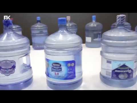 Росконтроль - Исследование бутилированной воды