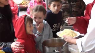 Благотворительная акция ресторана Тех Мех(, 2011-09-01T06:41:49.000Z)