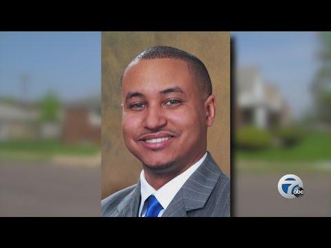 State Senator Virgil Smith arrested