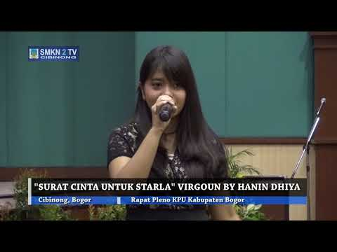 """Surat Cinta Untuk Starla""- Virgoun By Hanin Dhiya SMKN 2 Cibinong,"