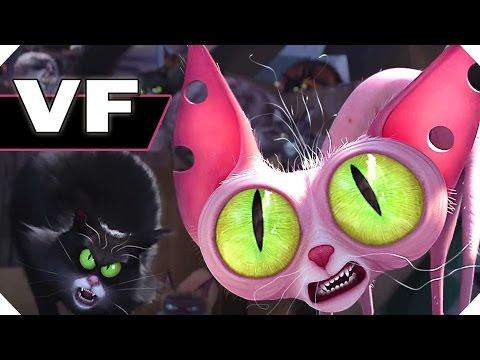 COMME DES BÊTES - NOUVELLE Bande Annonce (Animation - 2016) streaming vf