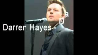 Darren Hayes   Darkness