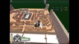Roblox:Attack On Titan #1 Am Still Bad At This w/CFX