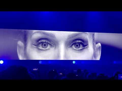 Celine Dion - Opening Act Courage World Tour Miami
