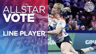 All Star Team Selection | Line Player | Women's Ehf Euro 2018