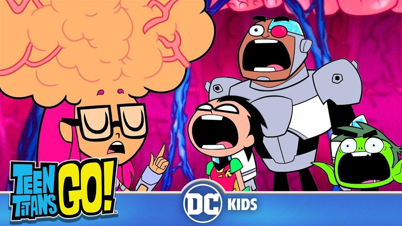 Download Teen Titans Go! | Starfire's Knowledge Attack | DC Kids