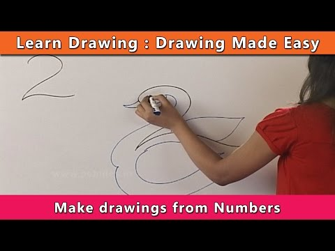 Thumbnail: How to draw using Numbers | Learn Drawing For Kids | Learn Drawing Step By Step For Children