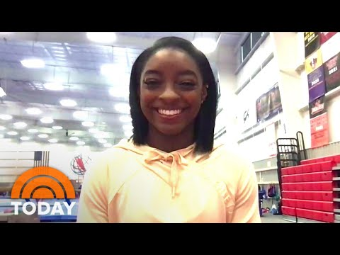 Simone Biles Talks About Preparations For Tokyo Olympics