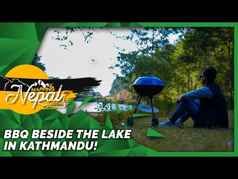 Lakeside Barbeque In Kathmandu! | Mapping Nepal