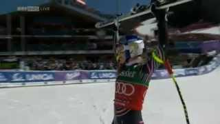 Lindsey Vonn wins DH at World Cup finals in Schladming