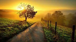 Peaceful Piano Music for Relaxation, Morning Sunrise, Relaxing Piano Music, Calm Chords