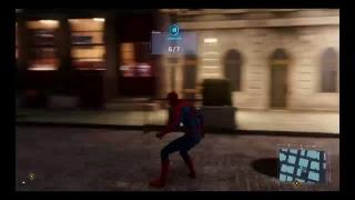 Spider-Man PS4  pt. 3 Dr. Strange Mask