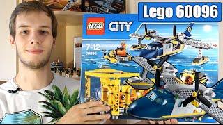 Обзор Lego City 60096 (Глубоководная исследовательская база)