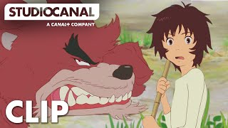 THE BOY AND THE BEAST - Film Clip #3 - Directed By Mamoru Hosoda