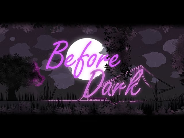 Before Dark - a free mobile no-jumping platformer (Trailer)