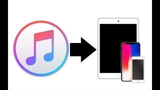 iTunes 12.7.4.76 and iOS 11.3.1 - Transfer Music to iPhone iPad iPod Mac/Pc