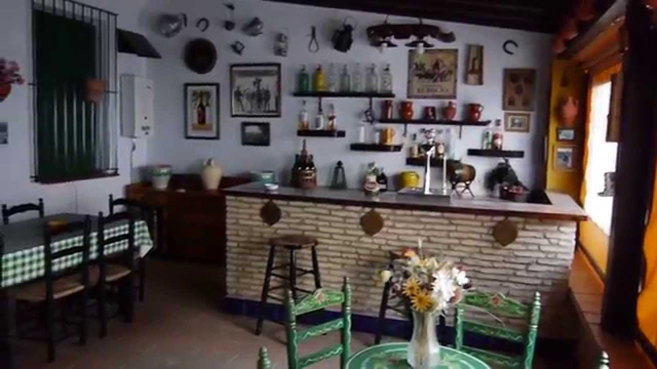 As es una casa t pica de el roc o por dentro exclusiva - Casas por dentro ...