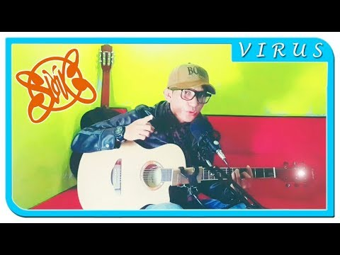 SLANK - VIRUS | Acoustic Cover by Abeta Mo