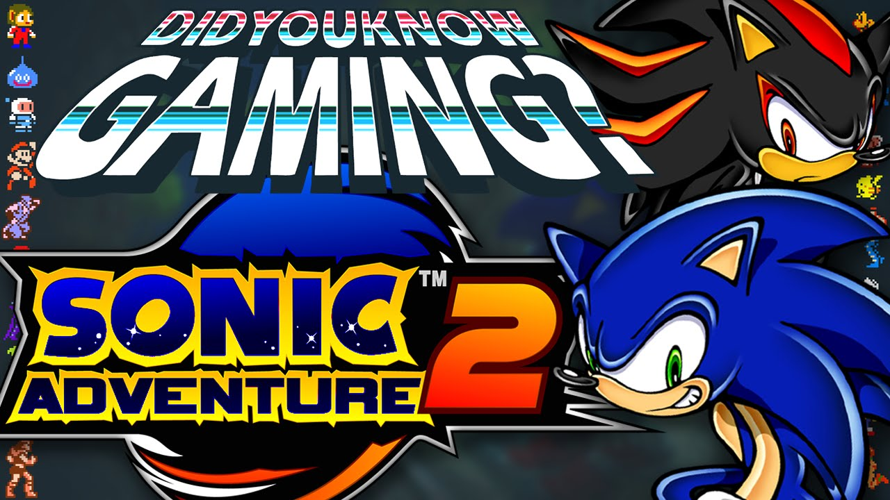 Sonic Adventure 2 Almost Had A Branching Narrative - Game