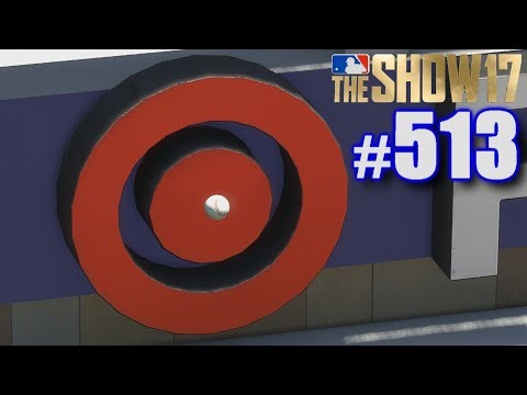 I'M GONNA HIT THAT TARGET! | MLB The Show 17 | Road to the Show #513