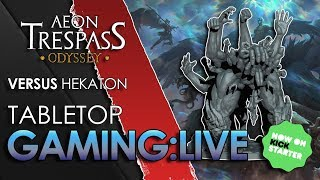 LET S PLAY LIVE Play Aeon Trespass Odyssey Pt 1