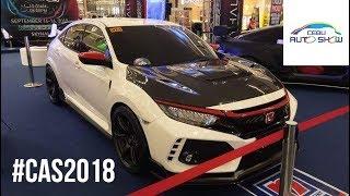 11th Cebu Auto Show 2018
