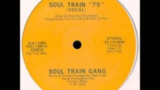 Soul Train Gang - Soul Train 75 (album version)