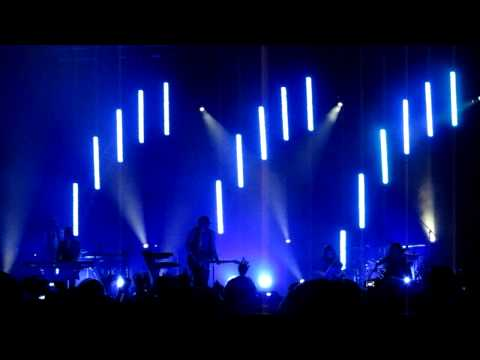 Owl City - Meteor Shower (tour with LIGHTS 2010) Saltair