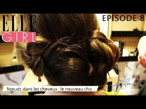 Flair, dénicheur d'idées - Noeuds dans les cheveux : le nouveau chic | Ep8 en exclu sur ELLE Girl