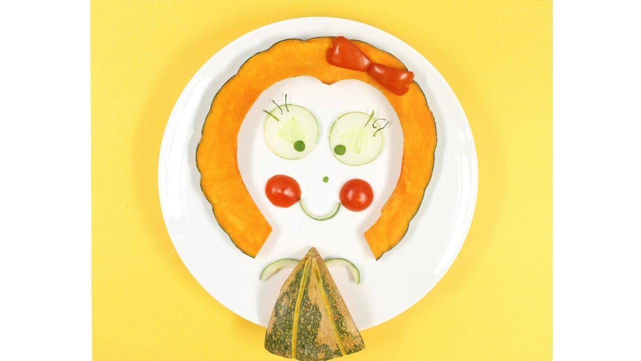 Cách Trang Trí 2 Món Ăn Siêu Dễ Thương Cho Bé Từ Trái Cây