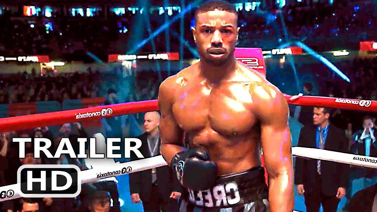 Creed 2 Official Trailer 2 New 2019 Michael B Jordan Movie Hd