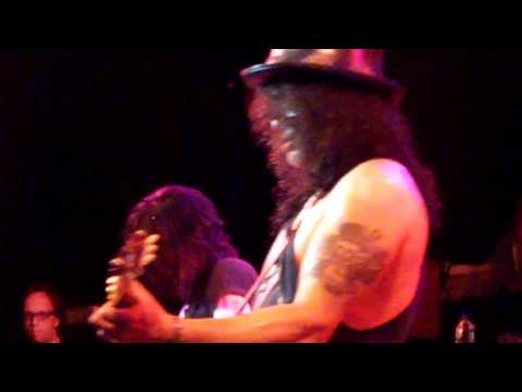 Slash w/ Myles Kennedy – Godfather – Sweet Child O' Mine