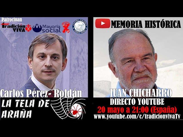 Hablamos de memoria histórica con el General Chicharro