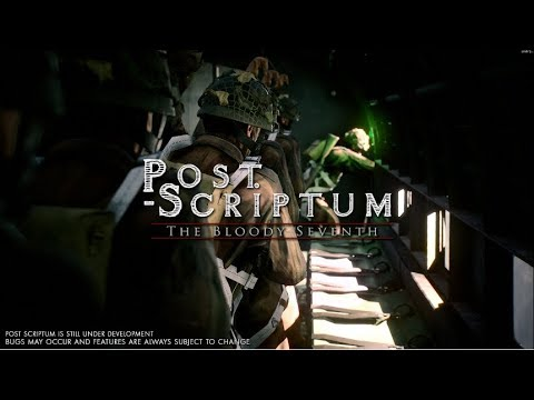 Post Scriptum is coming to TSB! Here's what to expect...