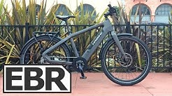 Haibike Urban Plus Video Review - $3.6k Sporty, Fast 45 km/h, Commuter Ebike