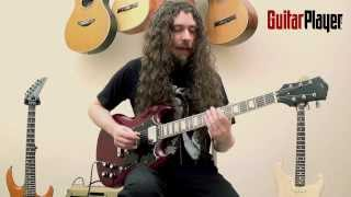 """Guitar Player Brasil - Edição #210 - Transcrição """"Snowblind - Black Sabbath"""" por Marcos Pópolo"""
