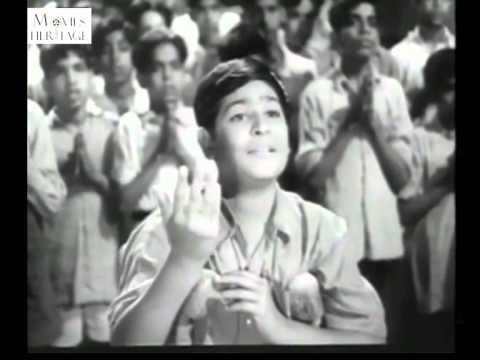 De Di Hamein Azaadi Sabarmati Ke Sant by Asha Bhosle - Jagriti (1954) | FULL SONG