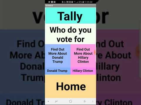 Tally Technovations 2018 Demo