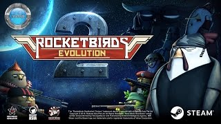Rocketbirds 2 Evolution Gameplay 60fps