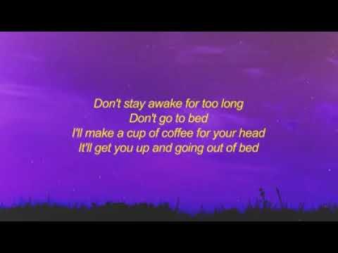 I'll make a cup of coffee-Lyrics - YouTube